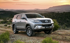 Picture Toyota, Toyota, Fortuner, Fortuner