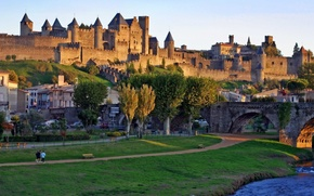 Picture the city, France, Carcassonne