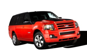 Picture Red, Auto, Ford Expedition