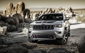 Wallpaper jeep, Grand Cherokee, SUV, Grand Cherokee, Jeep