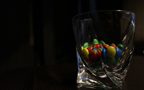Picture glass, mood, paint, Glass
