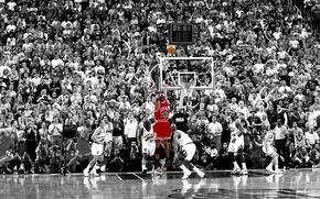 Wallpaper nba, 5.2 sec shot, Chicago vs. Utah, jordan, finals, 1998, michael jordan, winning shot, for ...