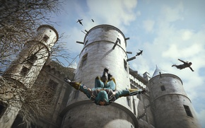 Picture Ubisoft, Assassin's Creed, Ubisoft Montreal, Assassin's Creed: Unity, Assassin's Creed: Unity, Assassin's Creed: Unity