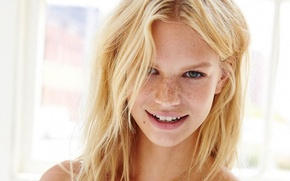 Picture girl, youth, model, Nadine Leopold