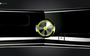 Picture button, console, xbox