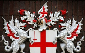 Picture London, coat of arms, City