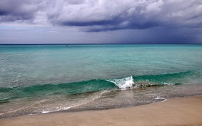 Picture sand, sea, summer, water, nature, Cuba, the ocean.landscape