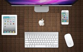 Wallpaper ipad, apple, iphone