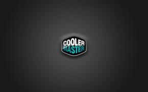 Picture logo, blue, cooler master