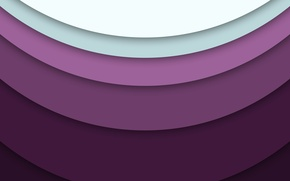 Picture abstraction, lilac, colors, material, geometry