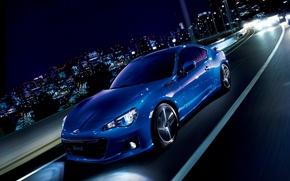 Picture Subaru, Subaru, BRZ, HyperBlue