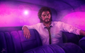 Picture art, game, art, Bigby, Bigby, The Wolf among Us