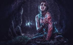 Picture Girl, Tomb Raider, Lara Croft, Square Enix, Lara Croft, Cosplay, Cosplay, Microsoft Studios