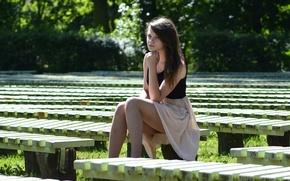 Picture girl, model, legs, beautiful, Natalia Kopacz
