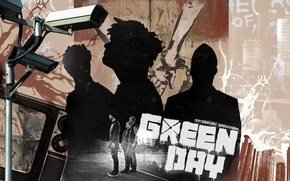 Picture music, punk, group, rock, alternative, 21st Century Breakdown, Green Day