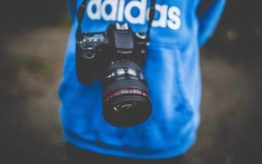 Picture lens, Adidas, Canon, Mark 3