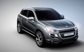 Picture auto, Peugeot, 4008