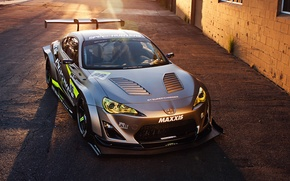Picture Performance, Tuning, Toyota, Spoiler, Sportcar, FR-S, Widebody Kit, Scion, Silver Mate