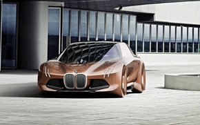 Wallpaper Concept, BMW, BMW, the concept, Vision, Next 100