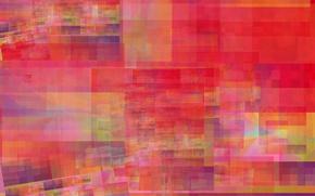 Picture line, paint, figure, color, square
