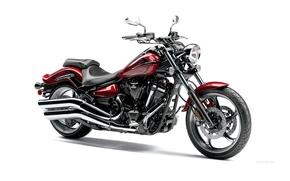 Picture Motorcycle, Yamaha, Raider, cruiser, xv 1900