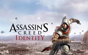 Picture The game, Ubisoft, Game, Assassin's Creed Identity