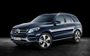 Picture Mercedes, Mercedes, AMG, AMG, 4MATIC, 2015, 63 S, W166, GLE