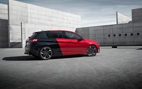 Wallpaper Peugeot, Peugeot, 308, 2015, GTi