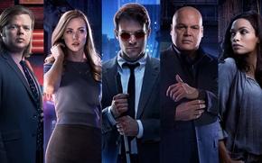 Picture The series, actors, Movies, Daredevil, Daredevil