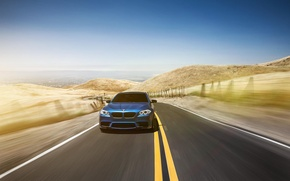 Picture BMW, BMW, blue, blue, F10, Aristo Collection, Richard Le