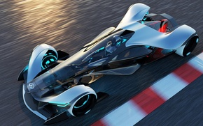 Picture photo, speed, concept, infiniti, sports, synaptiq