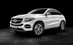 Picture Mercedes-Benz, Mercedes, Coupe, AMG, Benz, 2015, C292, GLE-class