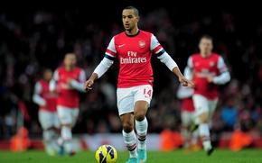 Picture football, Arsenal, football, Arsenal, Football Club, The Gunners, Theo Walcott, The gunners, Football club, Theo ...