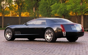 Picture Concept, Cadillac, the concept car, Sixteen, Cadillac, sikstin