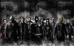 Picture Batman, Batman, Cillian Murphy, Cillian Murphy, The Dark Knight Rises, Christian Bale, Anne Hathaway, Tom …