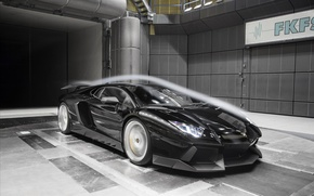 Picture Lamborghini, Aventador, 2013, Novitec Torado