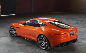 Picture garage, Coupe, Type R, us-spec, Jaguar F