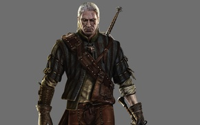Picture The Witcher, Herald, Eyes., Witcher 2: Assassins of Kings