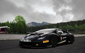Picture Lamborghini, GT3, Huracan, Racecar, Asetto Corsa