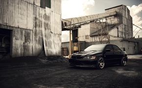 Picture Desktop, Mitsubishi, Lancer, Evolution, Car, Beautiful, Style, Lancer, JDM, Wallpaper, Automobiles, Evolution, Mitsubishi
