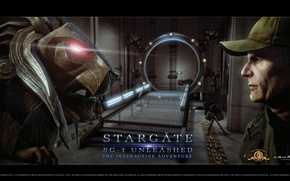 Picture Stargate, Chappa'have, Arkalis Interactive, Stargate SG-1 Unleashed, The Jaffa Of Sekhmet, Richard Dean Anderson (Jack …