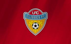 Picture logo, emblem, Armenia, Armenia, Armenian Premier League, Armenian Premier League, Ulysses, Ulisses, FC Ulisses, Ulisses …