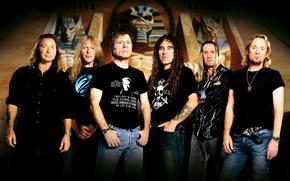 Picture metal, heavy metal, Iron Maiden