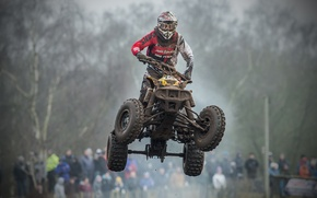 Picture race, sport, ATV
