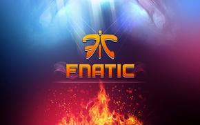 Picture flame, smoke, spark, Halo, logo, counter-strike, League of Legends, csgo, dota 2, StarCraft, fnatic, cs …