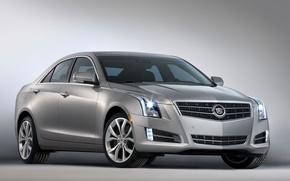 Picture Cadillac, sedan, ATS