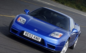 Picture Honda, japan, blue, tuning, Sport, acura, nsx