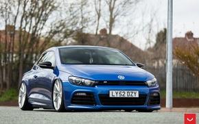 Picture Volkswagen, Scirocco, CVT, Vossen