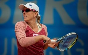 Wallpaper Australia, tennis player, racket, Russia, Anastasia Rodionova