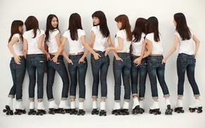 Picture Sexy, Music, Asian, White, Girls, Beauty, SNSD, Kpop, Girls' Generation, Korean, Gee